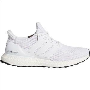 Adidas Ultraboost Sneakers in Cloud White - 7.5